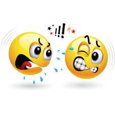 Arguing Emojis